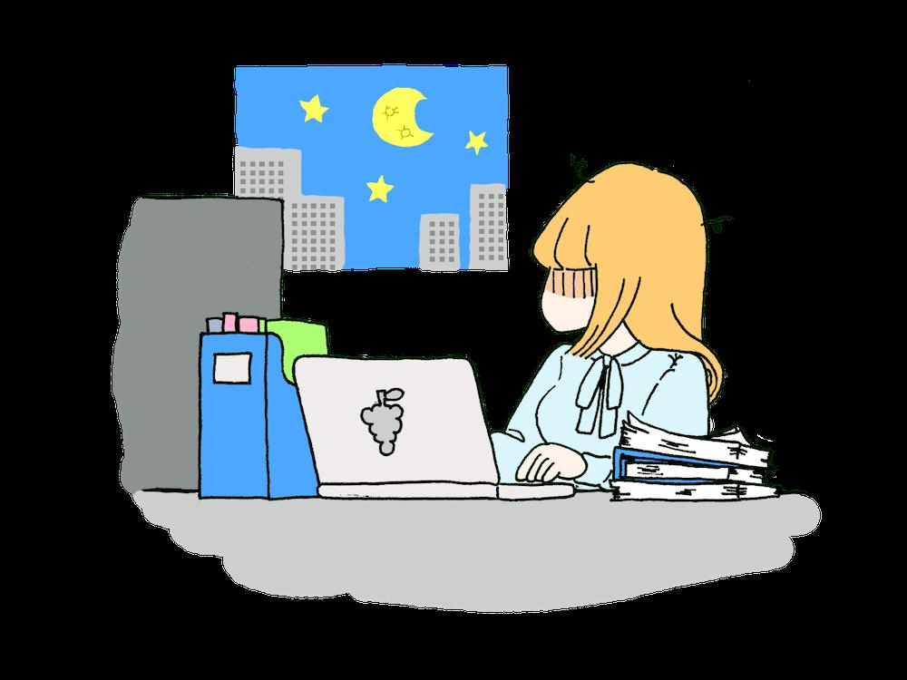 時間外労働の上限規制について(解説)