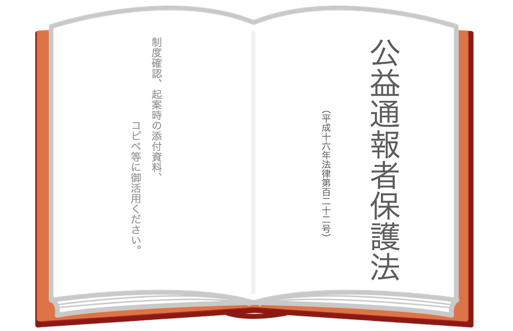 公益通報者保護法(全文)