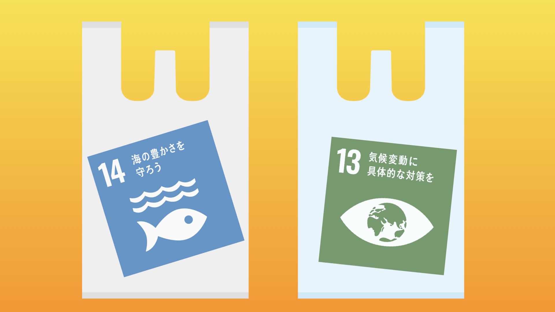レジ袋有料化義務化の目的と効果